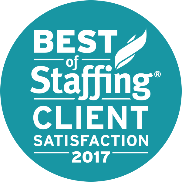 Best of Staffing Client Satisfaction 2017